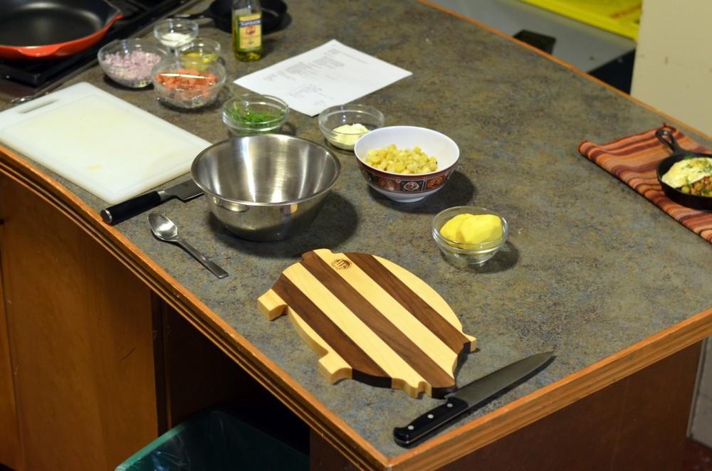 Kitchen Skid