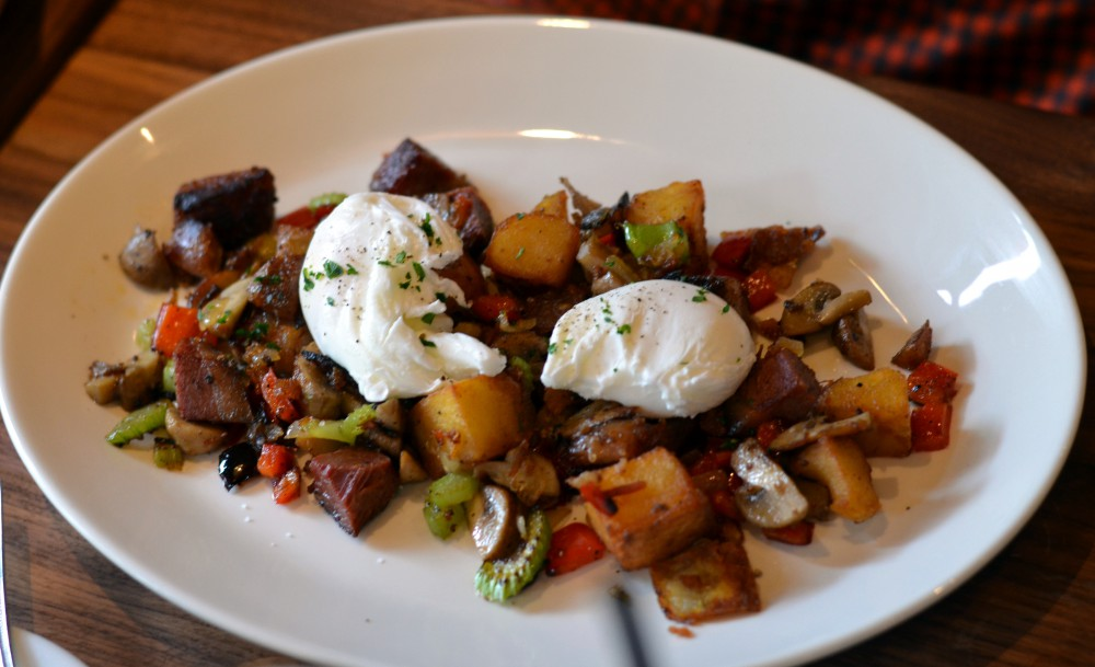 Pastrami Hash at Imperial in Portland, Oregon | hashcapades
