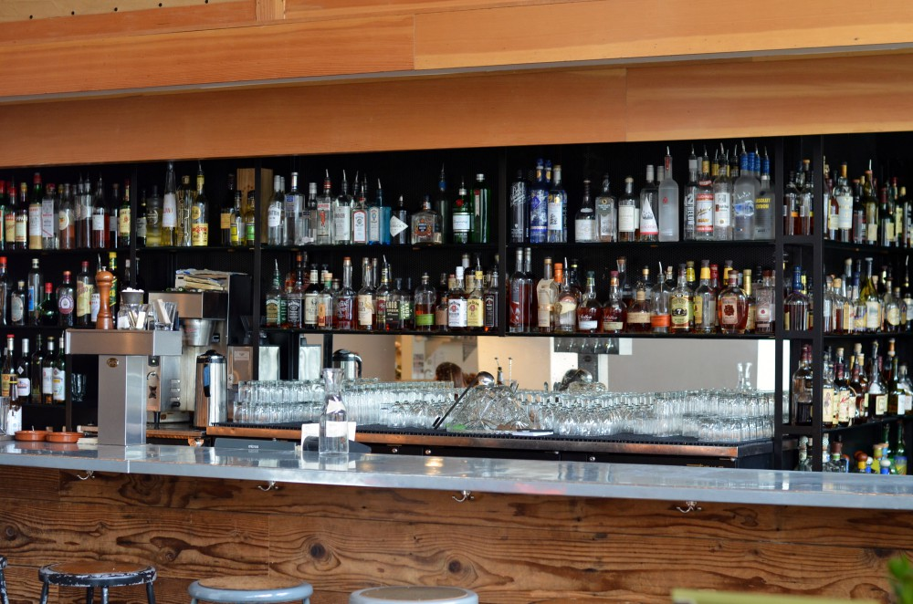 Bar at Clyde Common