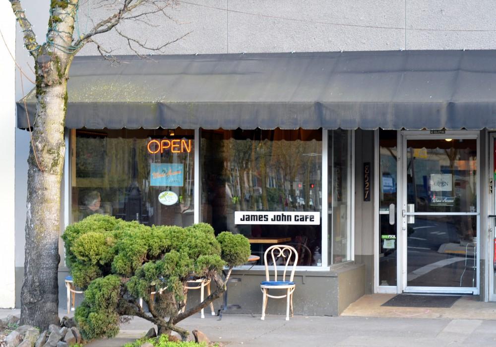 James John Cafe