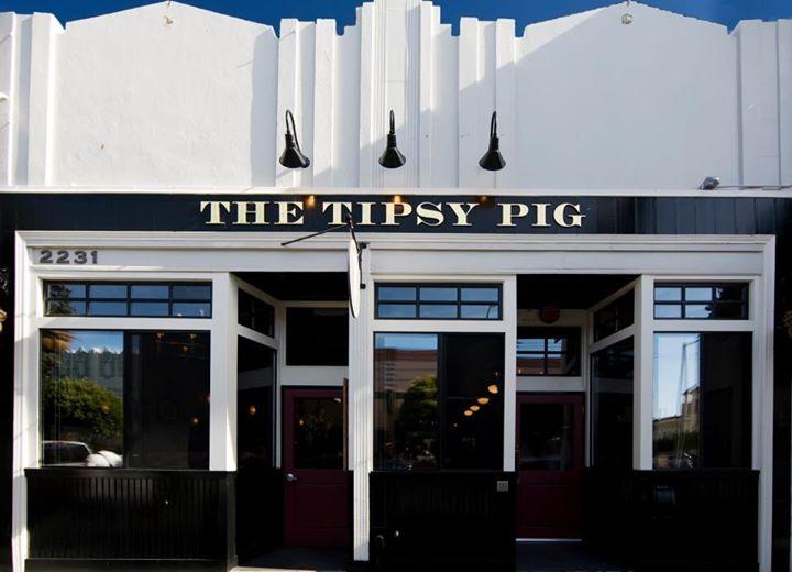 Tipsy Pig SF