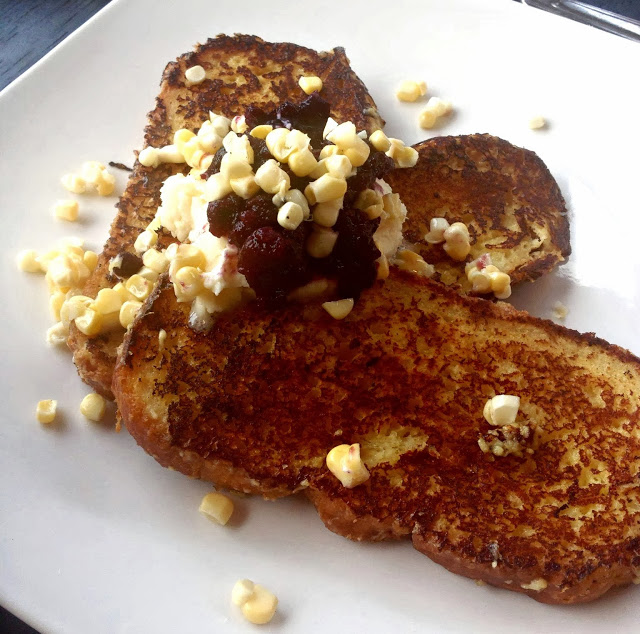 BonBon Vanilla Bean French Toast