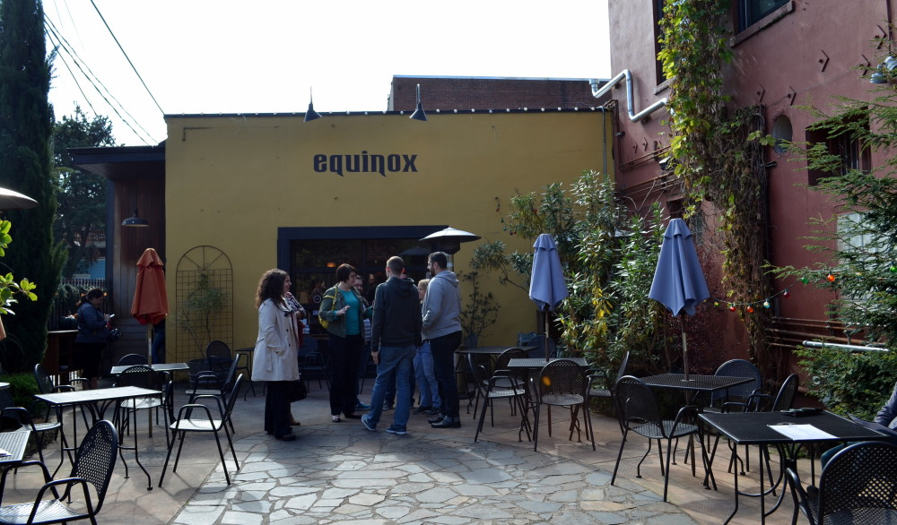 Equinox Patio
