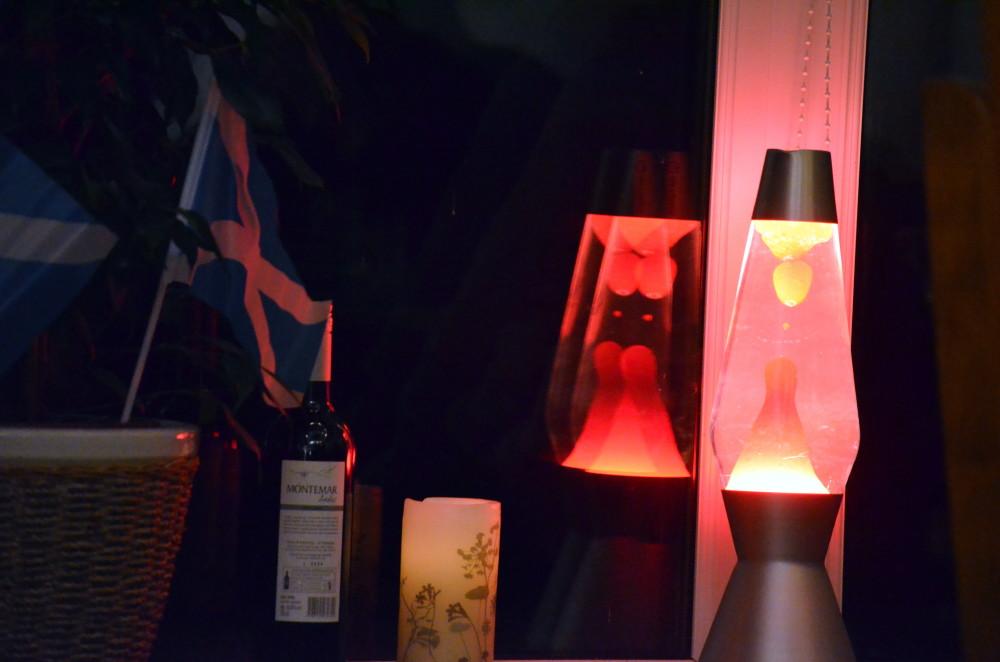 Scotland Lava Lamp