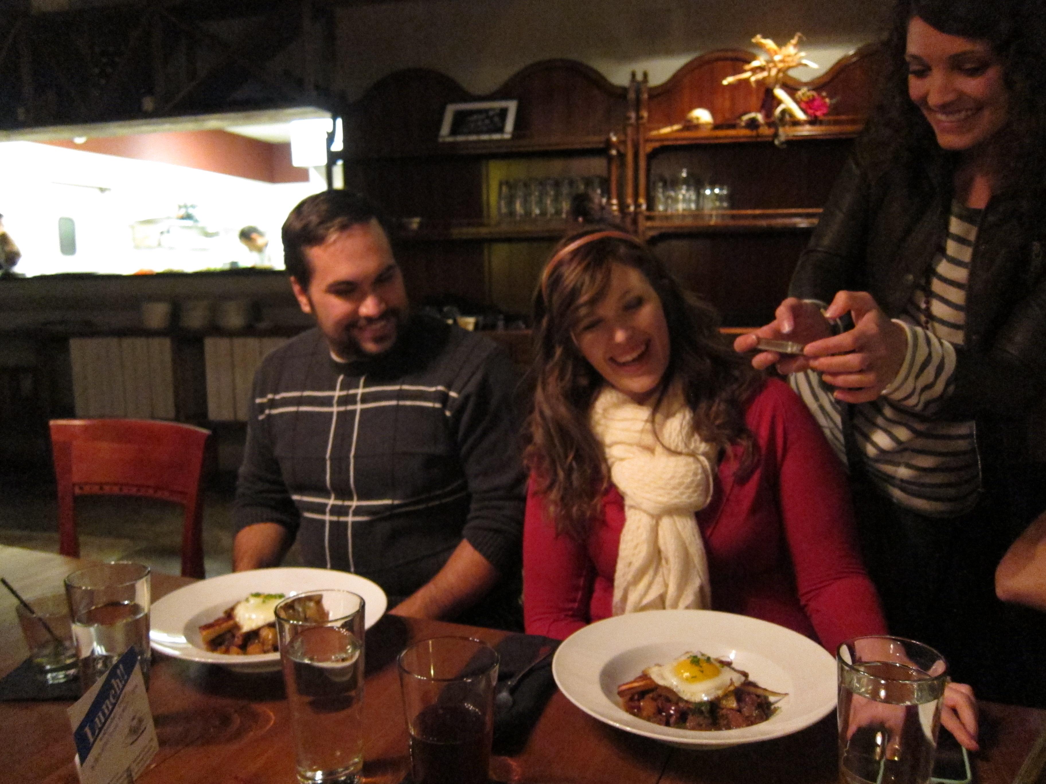 Swedish Hash at Bistro la Bon in Charlotte
