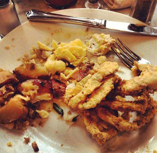 Oyster Hash