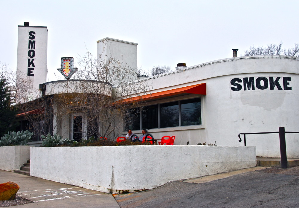 Smoke restaurant - Dallas